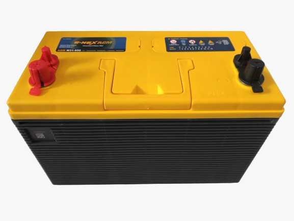 Bateria Atlas 31 AGM