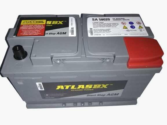 Bateria Atlas F21 AGM
