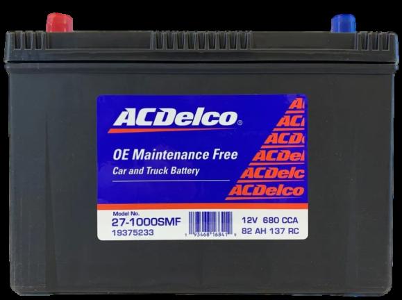 Batería AcDelco Dorada 271050 Domicilio gratis