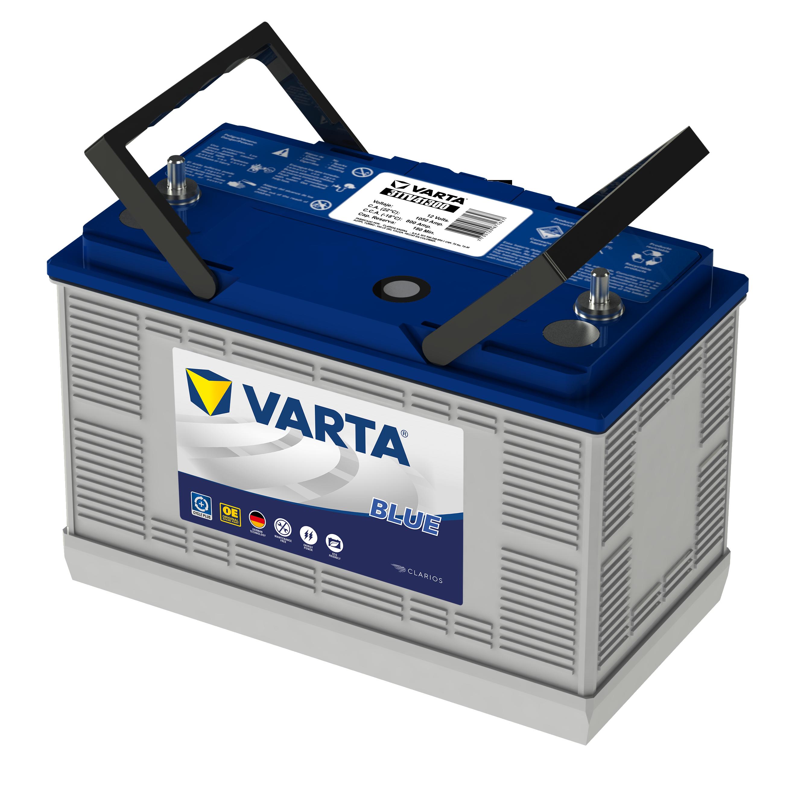 Bateria Varta Blue 31TV41300 Domicilio Gratis
