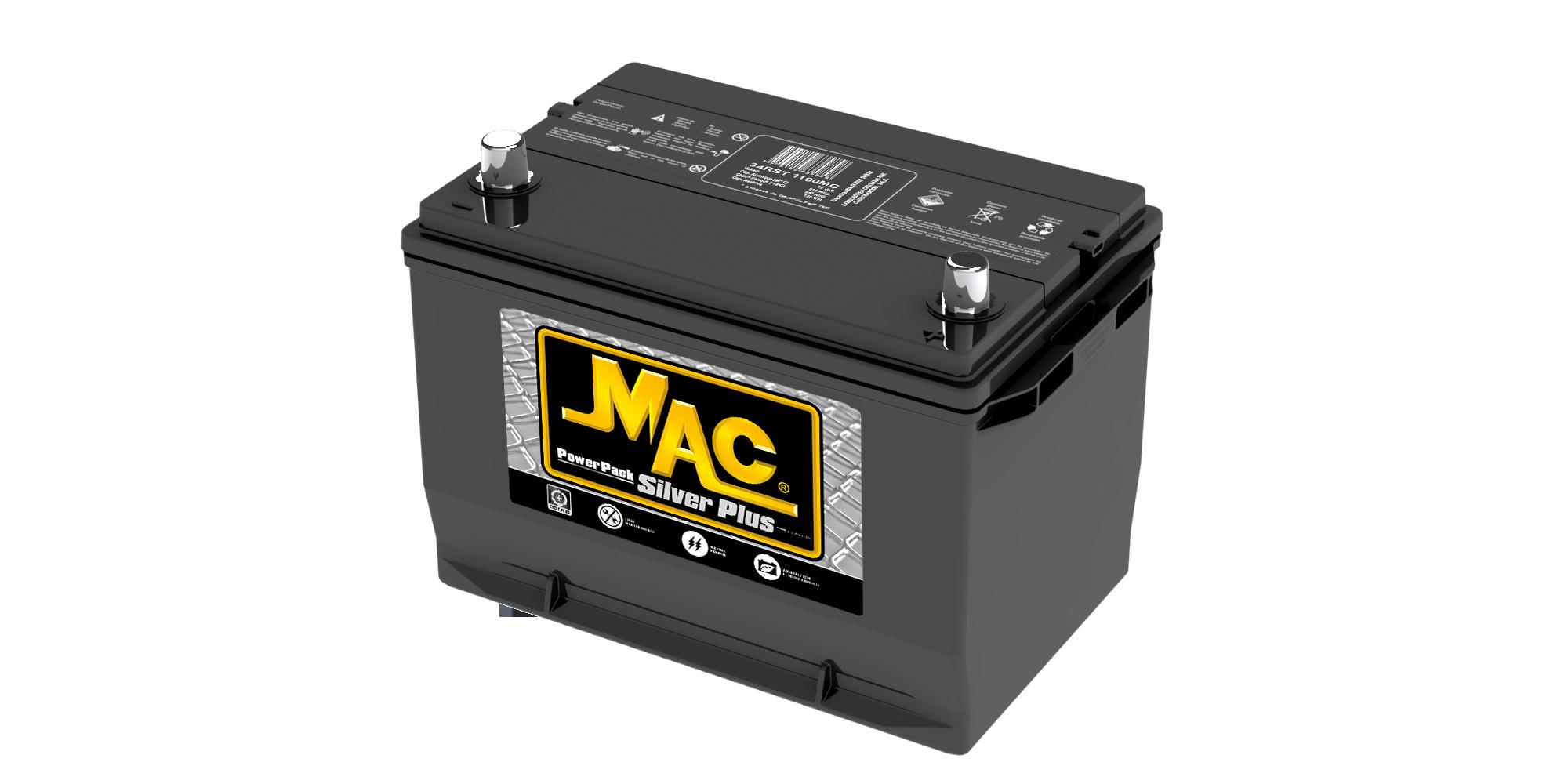 Baterias Mac 34RST1100MC Domicilio gratis