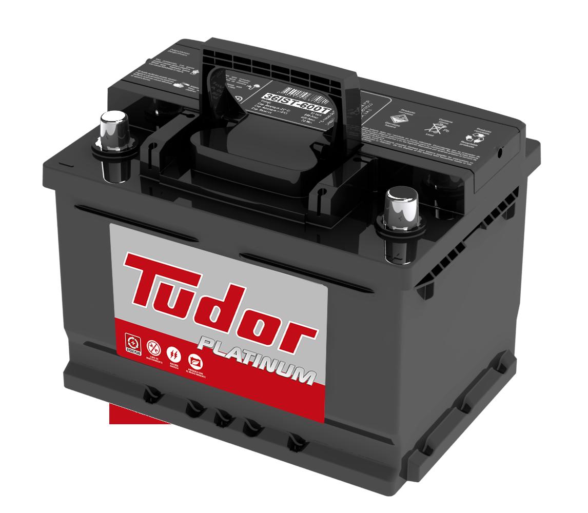 Batería Tudor 36IST750T Domicilio gratis