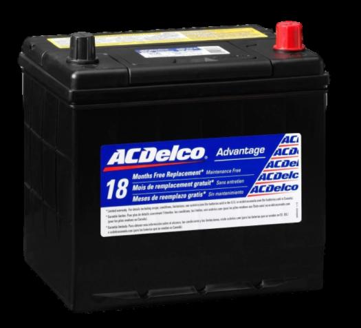Batería AcDelco Dorada 35900 Domicilio gratis